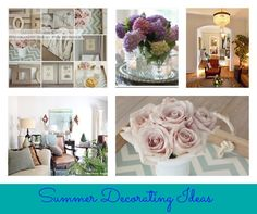 Friday Finds: Summer Decor Ideas