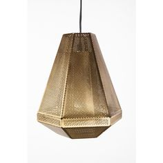 Diamond Pendant Lamp - Copper 3   Gotta remember this one for the kitchen reno. Paired with wood thus would be amazing.
