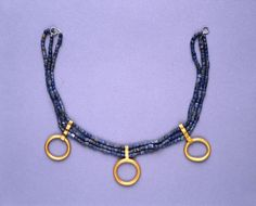 Necklaces: The Royal Tombs of Ur
