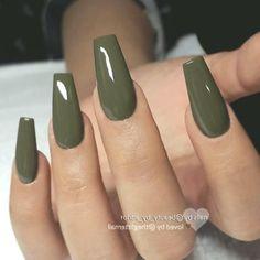 Coffin Nails, Nail Designs, Beauty, Nail Desighns, Beleza, Long Fingernails, Nail Design, Cosmetology, Nail Art Ideas