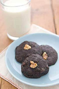 Whole Foods gluten-free chocolate chocolate chip cookie