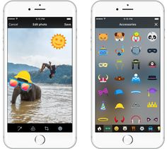 Twitter adds stickers to photo uploads rolls out in coming weeks