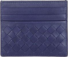 BOTTEGA VENETA Intrecciato Card Case. #bottegaveneta #bags #leather
