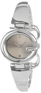 1adc819ef62 Gucci Women s YA134503 Guccissima Fashion Bangle Brown Dial Watch