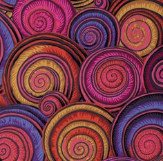 Kaffe Fassett Fabrics for patchwork, dressmaking and craft projects at Lady Sew and Sew