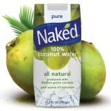 $1 off any one 11.2oz Naked Coconut Water Product
