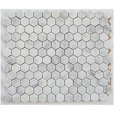 hexagon mosaic tile shower floor - Google Shopping Mosaic Tile Shower Floor, Hexagon Mosaic Tile, Google Shopping, Flooring, Bathroom, Home Decor, Washroom, Decoration Home, Room Decor