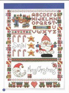 Gallery.ru / Фото #22 - 101 Christmas XS Designs - natalytretyak