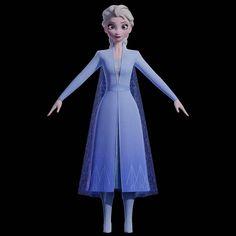Disney Princess Frozen, Disney Princess Pictures, Elsa Frozen, Frozen Movie, Disney Concept Art, Disney Art, Frozen Images, Princess Photo, Princess Anna Dress