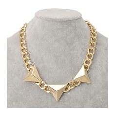 Unleash your inner edgy goddess with this necklace!