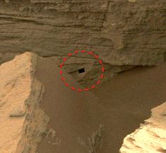 UFO SIGHTINGS DAILY: Ancient Ruins Of Walls, Mines And Gold Found On Mars, Jan 2015, UFO Sighting News.