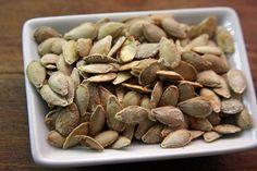 Como Preparar Semillas de Calabaza