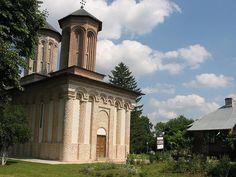 Vlad Tepes Dracula's grave Snagov Romania
