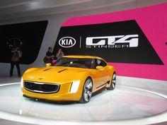 cool Arrives four-doorway athletics sedan from Kia