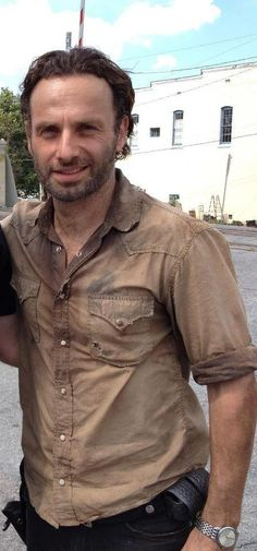 Rick Grimes - Andrew Lincoln, The Walking Dead