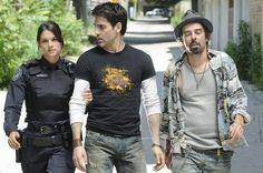 Rookie Blue - Fresh Paint. The look on Sam's face just sets the tone. Brilliant acting.
