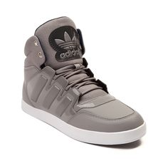 Step up your street style with the new Dropstep Athletic Shoe from adidas! The Dropstep Athletic Shoe sports an innovative, high top design with vulcanized construction for flexible traction so you can ball hard, on or off the court. Available only at Journeys!