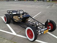 Custom Sand Rail Street Legal VW Motor 1600cc Sandrail One of a Kind Dune Buggy
