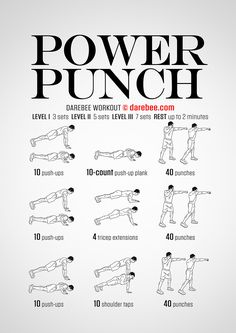 Power Punch Workout