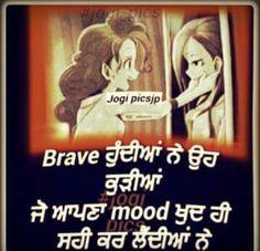 True Love Quotes, Cute Quotes, Punjabi Captions, Laughing Colors, Punjabi Love Quotes, Cute Baby Dolls, Attitude Quotes, Hindi Quotes, Puns