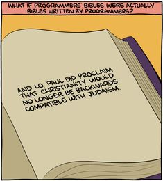Now, if we could just get everyone together to agree on a universal standard...   SMBC