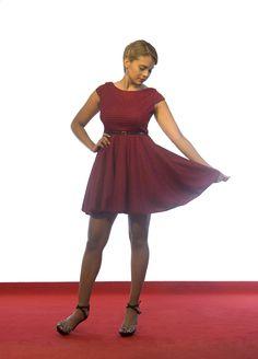 Este #vestido es ideal para cualquier ocasión. Tan solo combínalo con los complementos adecuados y tendrás un #lookdefiesta o un #casualoutfit y por solo 89€
