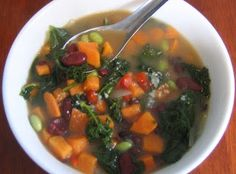Turbo Soup - antioxidant - this is excellent!
