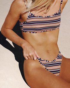 @karissasparke | Margot Bralette Bikini - Spring 17