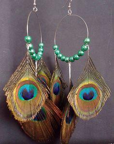 Feather, Jewelry Making, Drop Earrings, Handmade, Quill, Hand Made, Drop Earring, Jewellery Making, Feathers