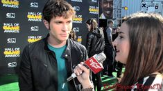 Toby Turner at Cartoon Network's 3rd Annual Hall of Game Awards @TobyTur...