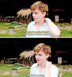 Thomas Brodie-Sangster - Awwww