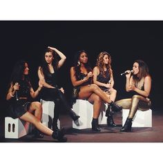See Fifth Harmony's Fiercest Fashions from Their Summer Tour | Twist