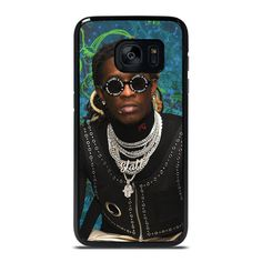 YOUNG THUG SLATT Samsung Galaxy S7 Edge Case Cover  Vendor: Favocase Type: Samsung Galaxy S7 Edge case Price: 14.90  This extravagance YOUNG THUG SLATT Samsung Galaxy S7 Edge Case Cover will generate admirable style to yourSamsung S7 Edge phone. Materials are from strong hard plastic or silicone rubber cases available in black and white color. Our case makers personalize and design each case in high resolution printing with good quality sublimation ink that protect the back sides and corners… Samsung Galaxy Note 8, Galaxy Note 9, Galaxy S8, Smartphone, Young Thug, Black And White Colour, Silicone Rubber, Cover, Printing