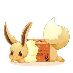 pokemon cute adorable kawaii pixiv fan art eevee jolteon flareon vaporeon espeon umbreon leafeon glaceon eeveelutions eeveelution not my art Sylveon Pokemon Firered, Pokemon Fan Art, Cute Pokemon, Pikachu, Pokemon Stuff, Umbreon And Espeon, Pokemon Eeveelutions, Eevee Wallpaper, Wolf Spirit Animal