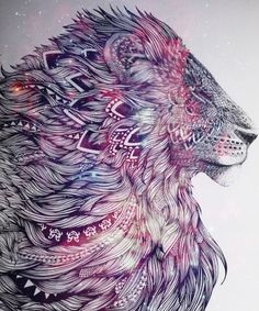 Tattoo. Love the colors