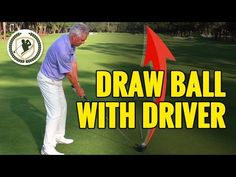 HOW TO HIT A GOLF BALL WITH DRIVER FOR BEGINNERS - YouTube