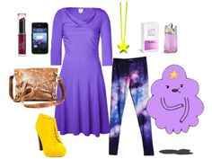 Fashion Inspired by Lumpy Space Princess from Adventure Time