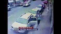 Galdino Saquarema Noticia: Policial com filho no colo reage a assalto e atira