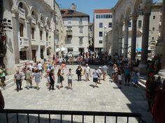 Split Croatia, Street View, Croatia