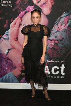 """Chloe Sevigny Photos - Chloe Sevigny attends Hulu's """"The Act"""" New York Premiere at The Whitby Hotel on March 2019 in New York City. - Hulu's 'The Act' New York Premiere Chloe Sevigny Style, Looks Street Style, Urban Chic, Blonde Color, Celebs, Celebrities, Red Carpet Fashion, Style Icons, Celebrity Style"""