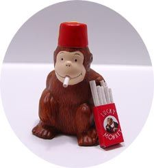 Smoking Monkey in Fez :: Sadly, no longer available.