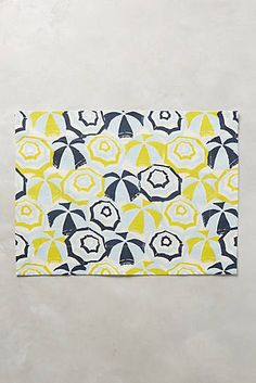 Scattered Showers Placemat