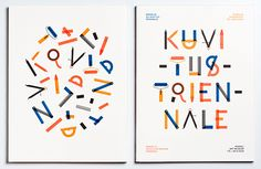 Helsinki-based agency Prakt were brought on board to design the identity for the tenth...