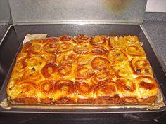 Puddingschnecken - Kuchen 25
