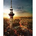 SKYCITY Auckland is home to the iconic 328 metre Sky Tower, a fantastic selection of bars, award-winning restaurants and cafes, two first-class hotels and the world-class SKYCITY Casino. Auckland, Cn Tower, New Zealand, Places To See, Sky, Building, Travel, Beautiful, Heaven