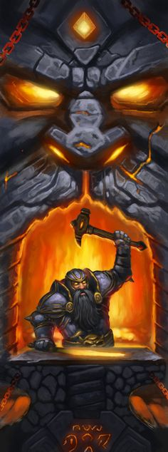 Fire:  God of the Forge.