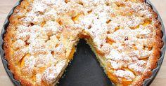 Mennyei Barackos pite recept! Ezt a vaníliapudingos-barackos pitét bármilyen idény gyümölcsből elkészíthetjük. Mennyei töltelék, finom, omlós tészta. Kell ennél több? :) Isteni recept! Próbáld ki te is! Dinner Recipes, Dessert Recipes, Hungarian Recipes, Winter Food, Cake Cookies, Sweet Recipes, Food Porn, Food And Drink, Cooking Recipes