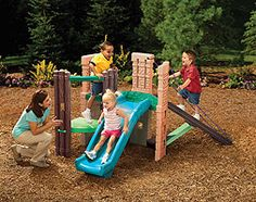 Video review for Little Tikes 2-in-1 Castle Climber showcasing product features and benefits