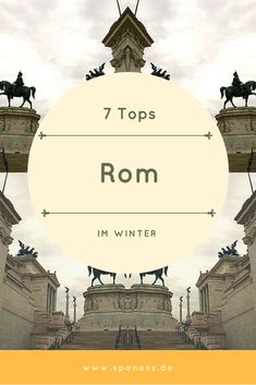 Rom Reise - Rom im Winter