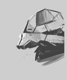 here a quick gif of the process. Cool Sketches, Outdoor Gear, Fantasy Art, Robot, Tent, Concept Art, Wordpress, Sci Fi, Digital Art